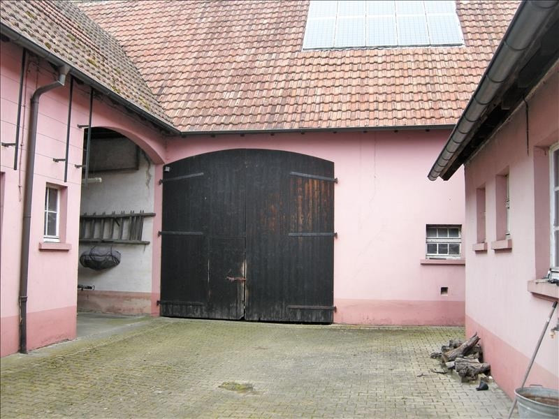 Vente maison / villa Hatten 274000€ - Photo 8