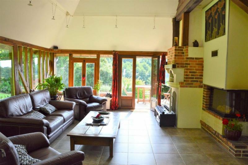 Vente de prestige maison / villa Saint-léger-dubosq 430500€ - Photo 3