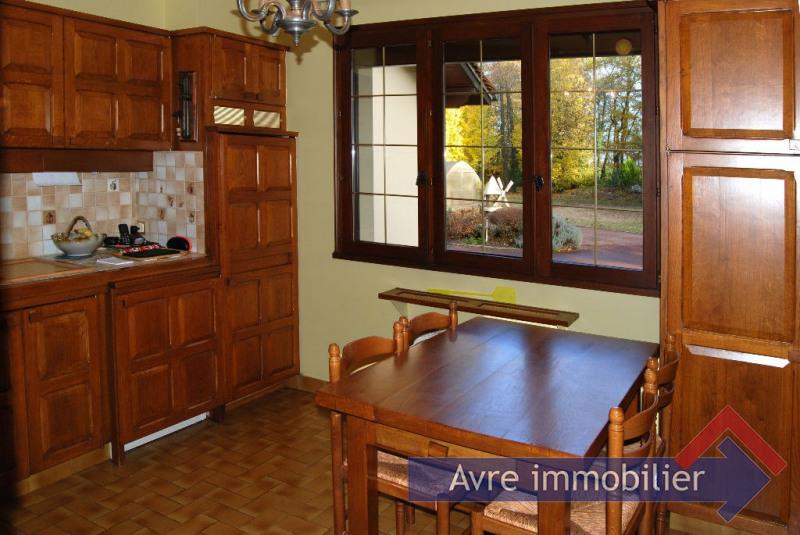 Sale house / villa Verneuil d'avre et d'iton 303000€ - Picture 3