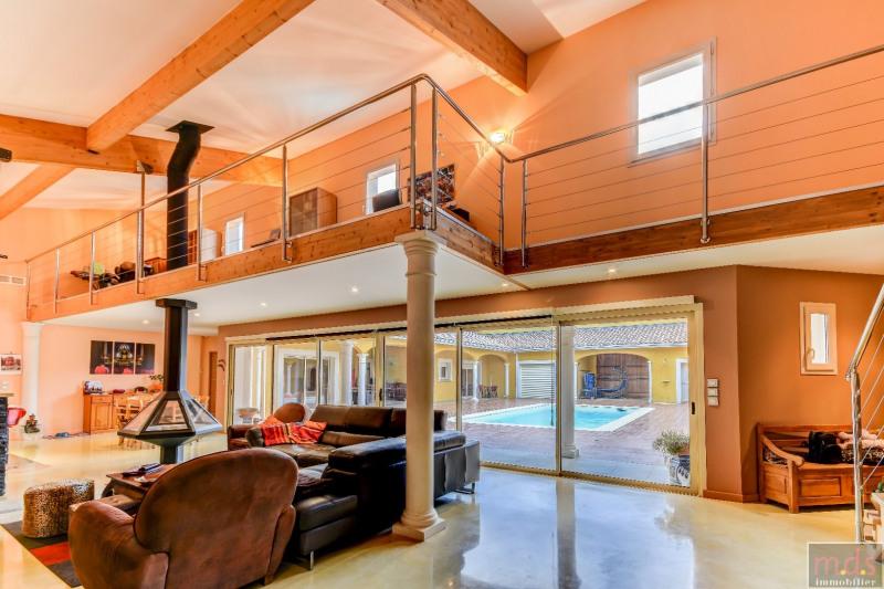 Vente de prestige maison / villa Villefranche de lauragais 615000€ - Photo 4