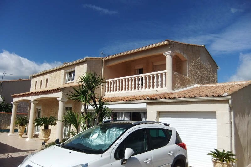 Sale house / villa Sete 545 000€ - Picture 1