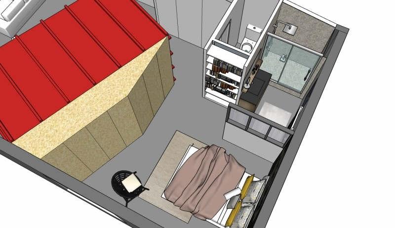 Rental loft/workshop/open plan Isle 600€ CC - Picture 2