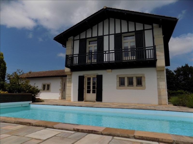 Venta de prestigio  casa St pee sur nivelle 916900€ - Fotografía 8