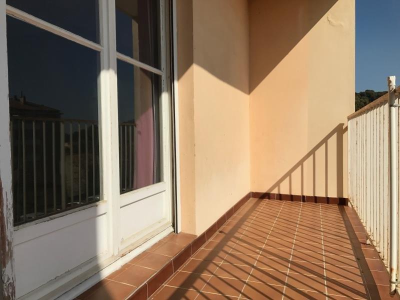 Sale apartment Toulon 117000€ - Picture 1