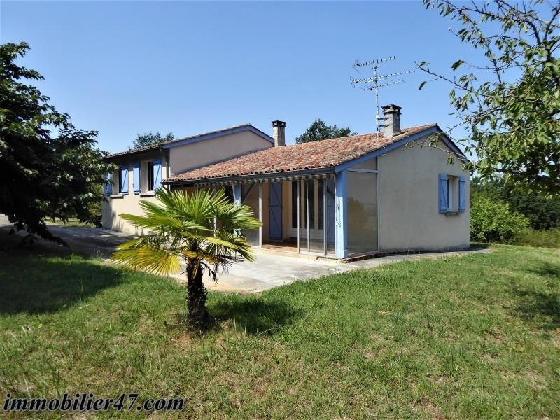 Vente maison / villa Montpezat 129000€ - Photo 1