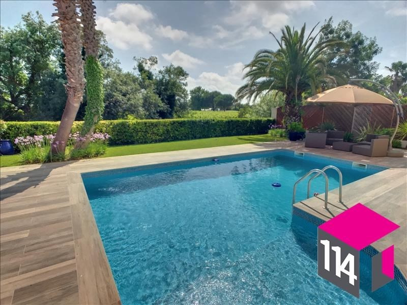 Deluxe sale house / villa Baillargues 743 000€ - Picture 2