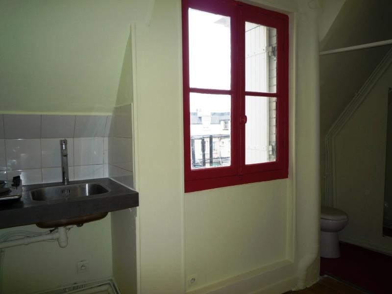 Vendita appartamento Paris 17ème 82000€ - Fotografia 1