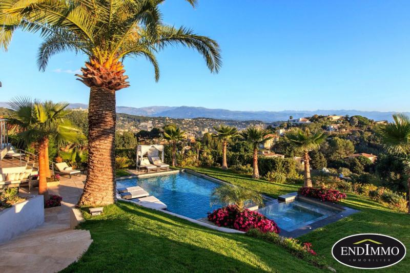 Deluxe sale house / villa Cannes 3990000€ - Picture 2