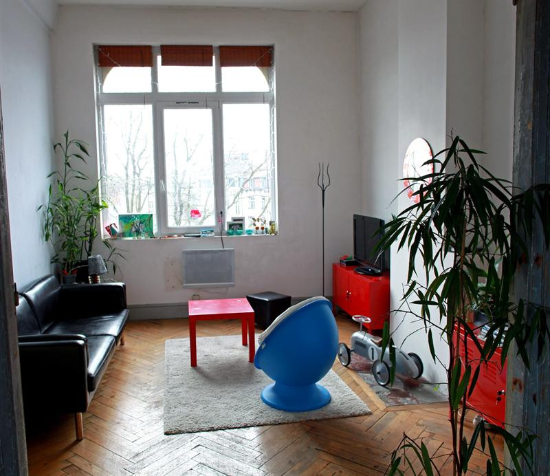 Vente appartement Lille 150 000€ - Photo 2