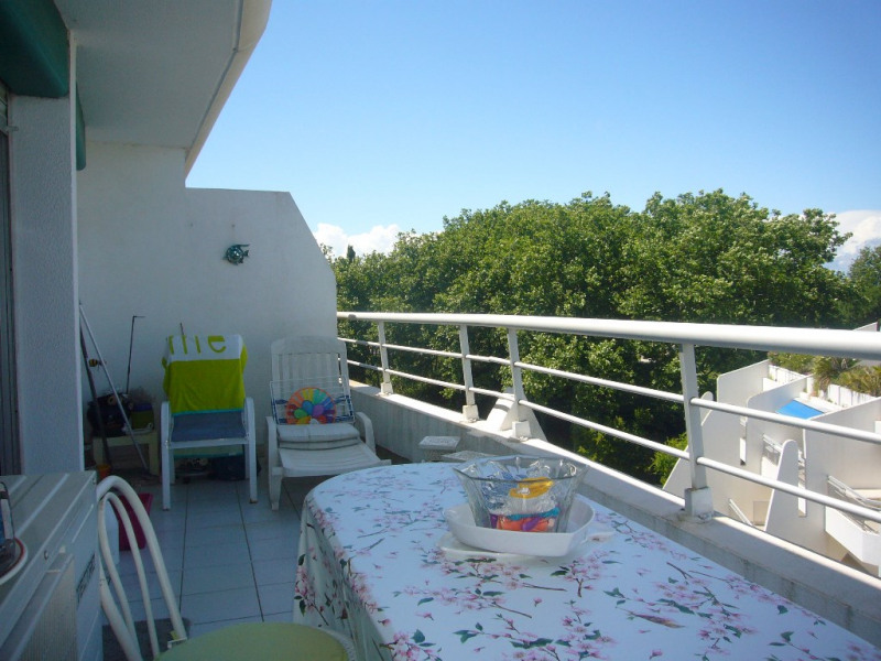 Vente appartement La grande motte 162 000€ - Photo 1