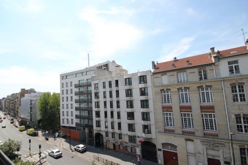 Vente appartement Paris 18ème 526000€ - Photo 1
