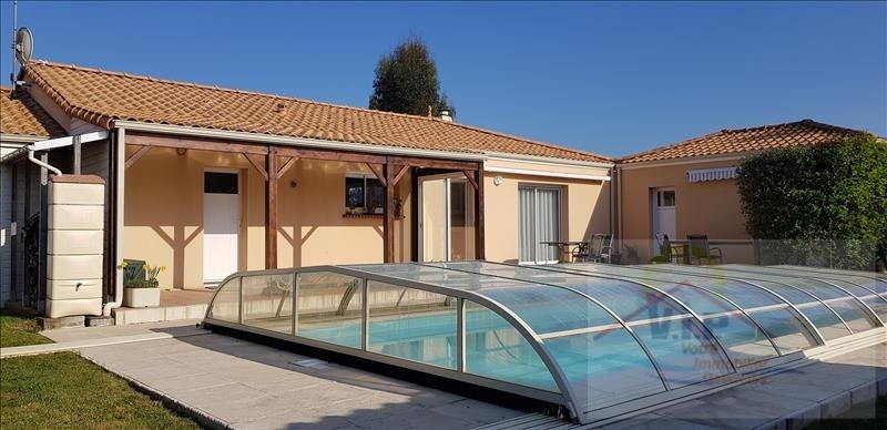 Vente maison / villa St brevin les pins 442 500€ - Photo 2