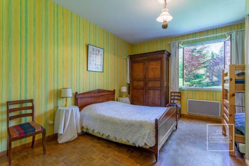 Vente de prestige maison / villa Saint didier au mont d'or 865000€ - Photo 7