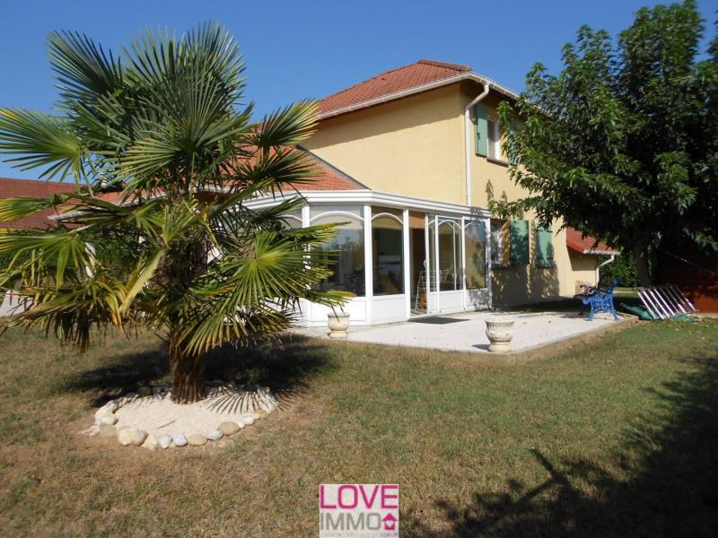 Vente maison / villa Morestel 264000€ - Photo 3