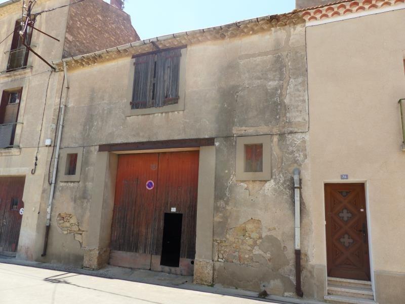 Sale house / villa Maraussan 91000€ - Picture 1