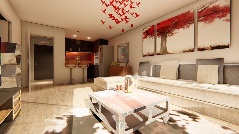 Vente appartement Claye souilly 274 000€ - Photo 14