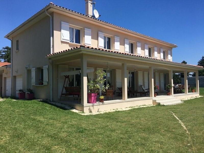 Deluxe sale house / villa Morancé 745000€ - Picture 8