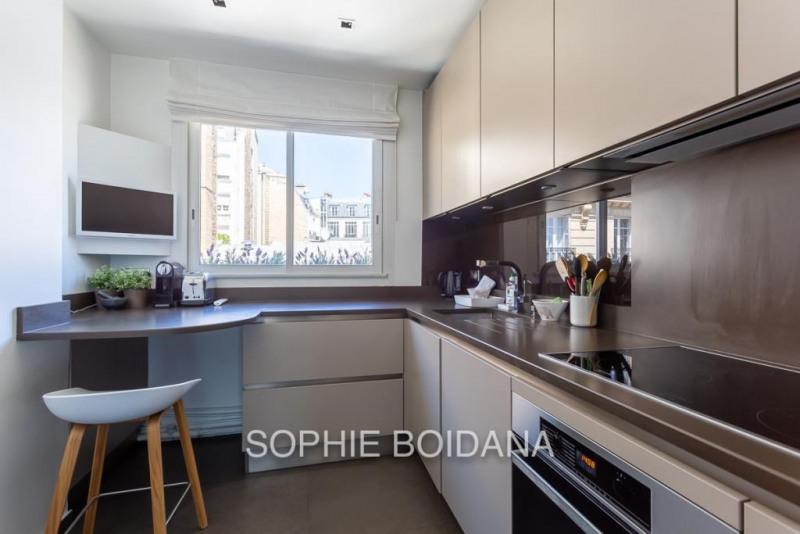 Vente de prestige appartement Paris 16ème 2150000€ - Photo 5