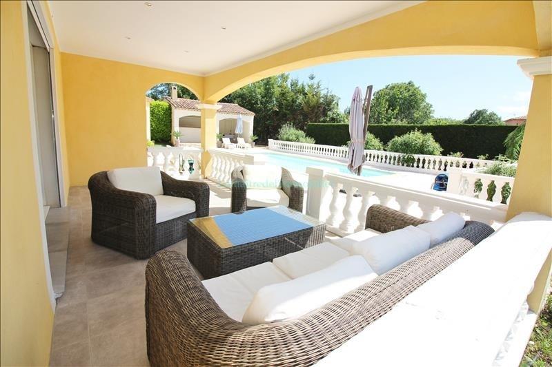 Vente maison / villa Saint cezaire sur siagne 530000€ - Photo 4