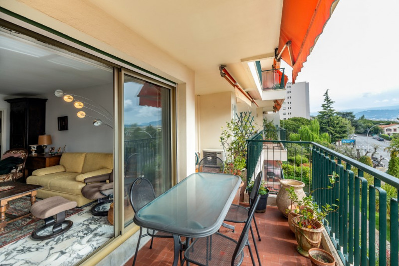 Vente appartement Nice 310000€ - Photo 1