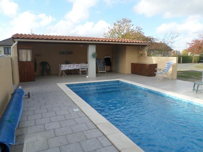 Vente maison / villa Lussac les chateaux 146000€ - Photo 3