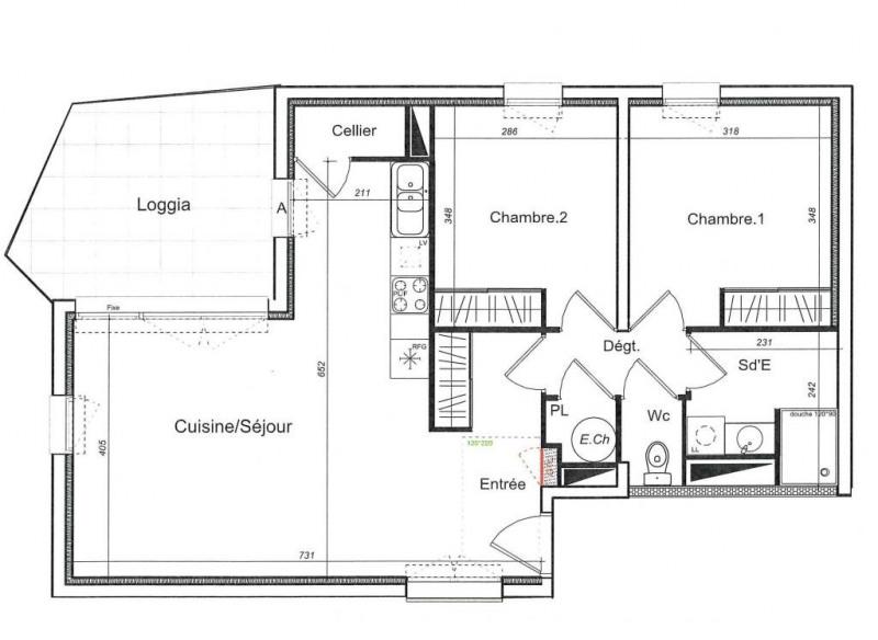 Sale apartment St cyprien 241600€ - Picture 2