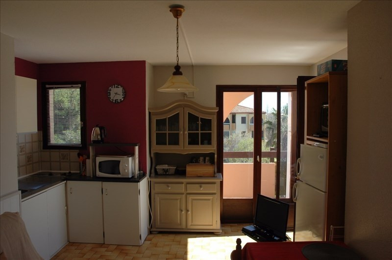 Vente appartement Port leucate 59 000€ - Photo 1