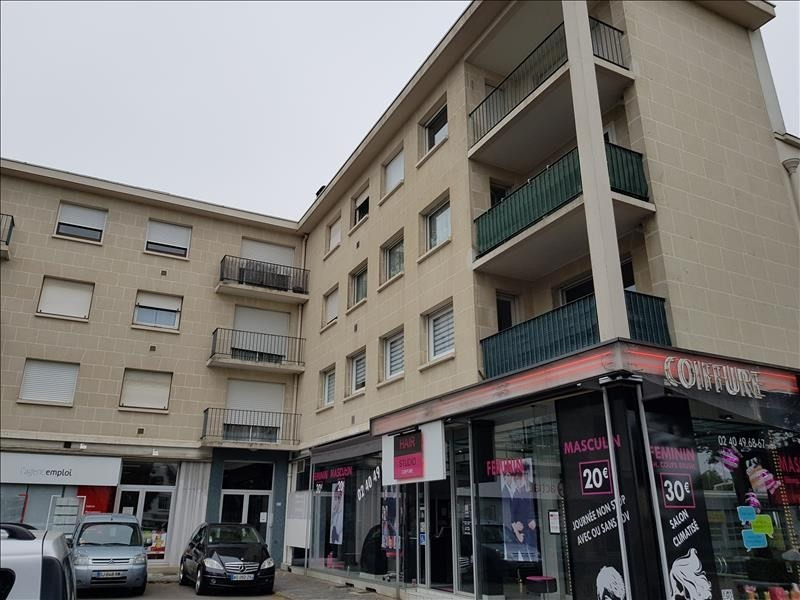 Vente appartement Nantes 165 075€ - Photo 1