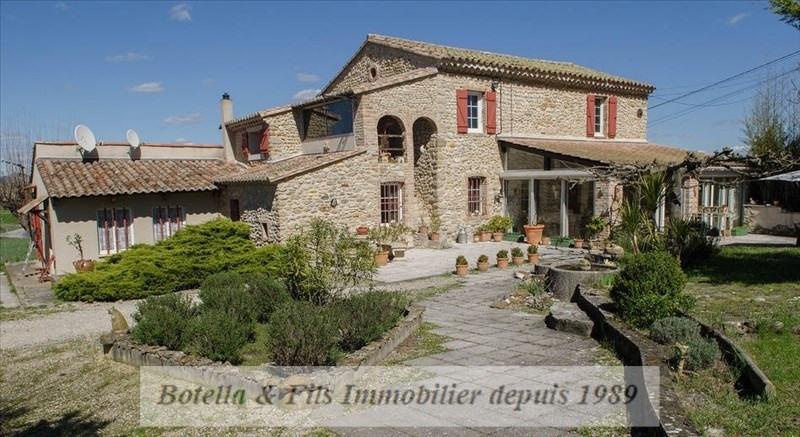 Immobile residenziali di prestigio casa Barjac 572000€ - Fotografia 2