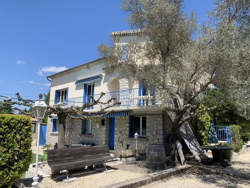 Investment property house / villa Ruoms 328650€ - Picture 18