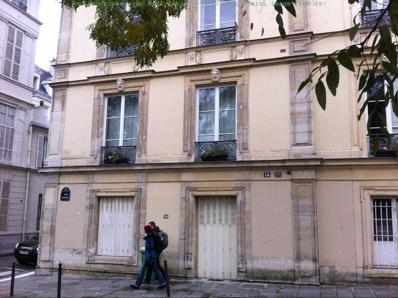 Location bureau Paris 4ème 3604€ CC - Photo 2