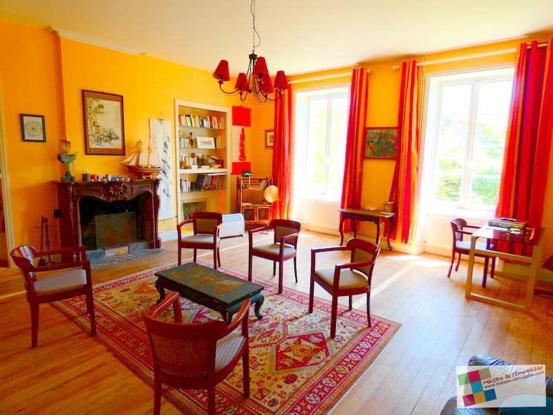 Sale house / villa Salles d'angles 418700€ - Picture 2