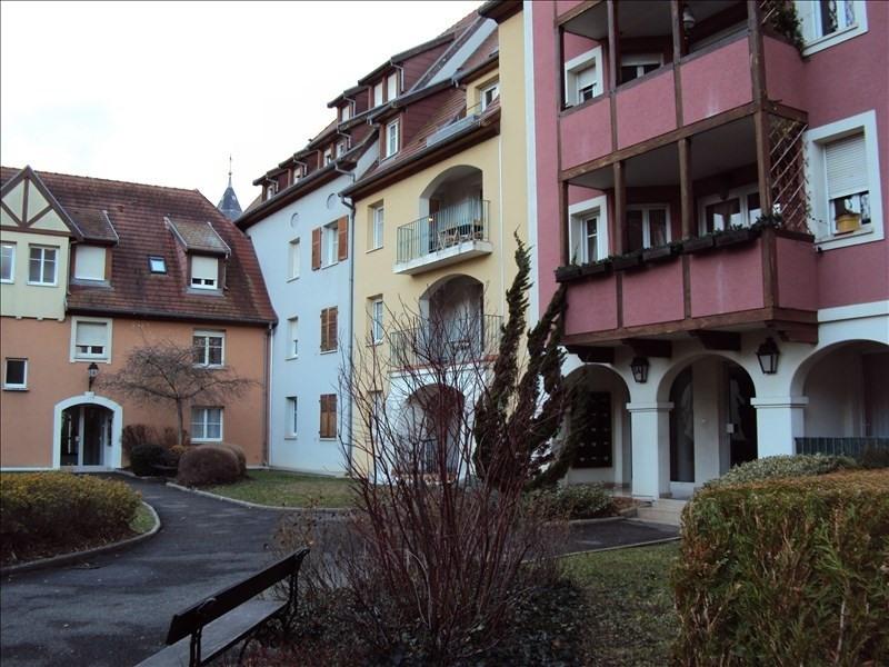 Vente appartement Riedisheim 210000€ - Photo 1