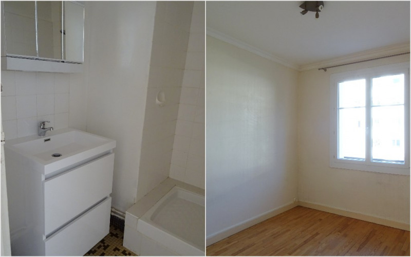 Rental apartment Brest 500€ CC - Picture 2