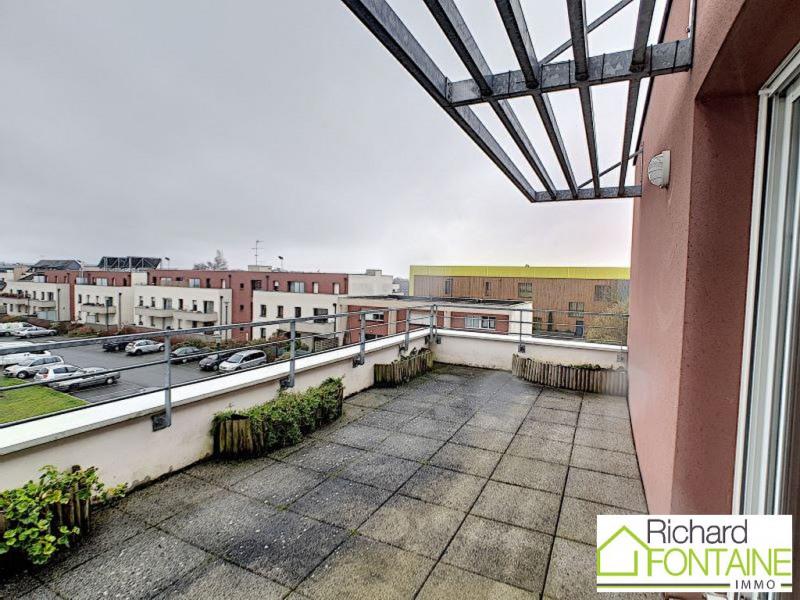 Venta  apartamento Chartres de bretagne 126787€ - Fotografía 3