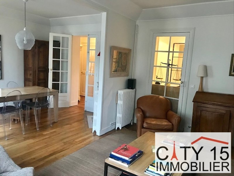 Sale apartment Paris 15ème 880 000€ - Picture 7