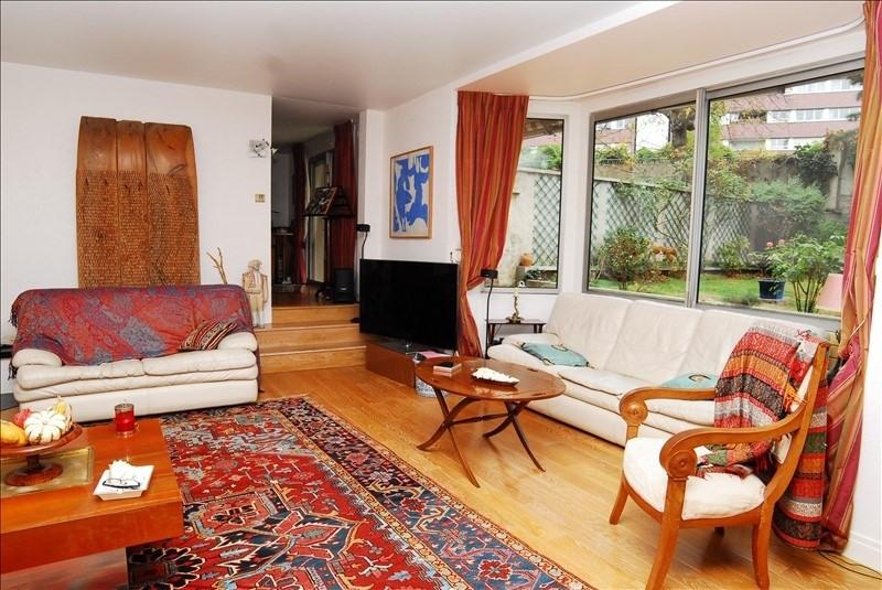 Vente de prestige appartement Boulogne billancourt 1890000€ - Photo 4