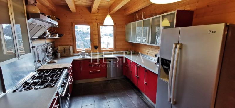 Vente de prestige maison / villa Manigod 1365000€ - Photo 7