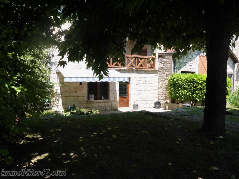 Location maison / villa Laugnac 450€ +CH - Photo 9
