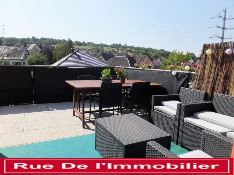 Sale apartment Pfaffenhoffen 177000€ - Picture 4