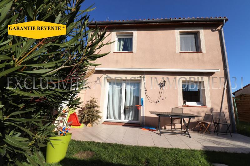 Vente maison / villa Bruguieres 237375€ - Photo 1