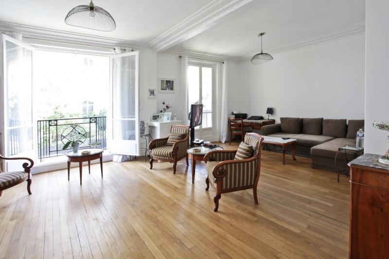Vente de prestige appartement Paris 7ème 2420500€ - Photo 2