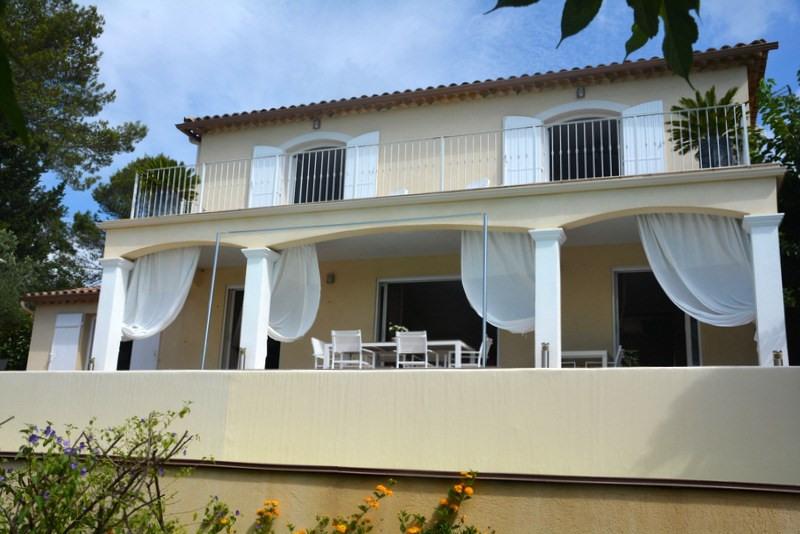 Verkauf von luxusobjekt haus Bagnols-en-forêt 715000€ - Fotografie 2