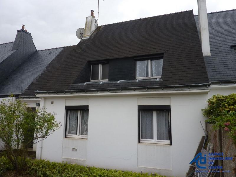 Vente maison / villa Noyal pontivy 89900€ - Photo 6