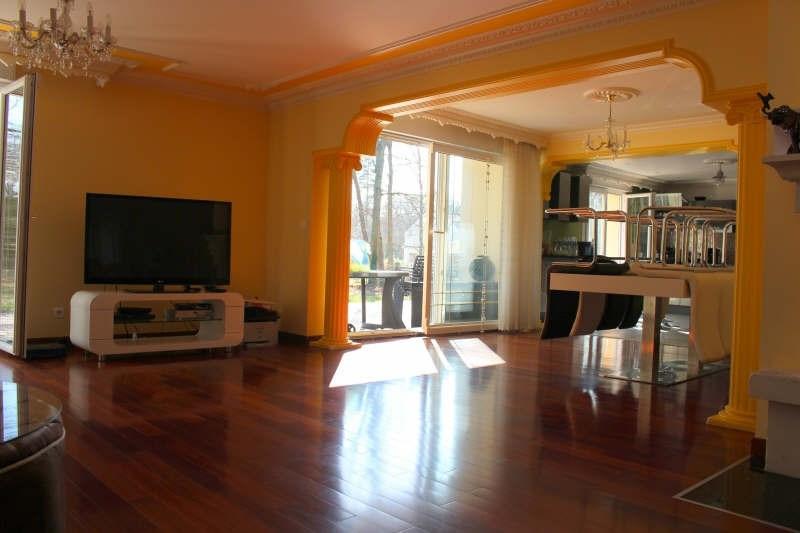 Deluxe sale house / villa Lamorlaye 618000€ - Picture 2