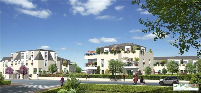 Rental apartment Draveil 630€ CC - Picture 2