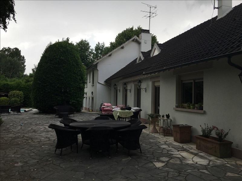 Sale house / villa Auvers sur oise 890000€ - Picture 11