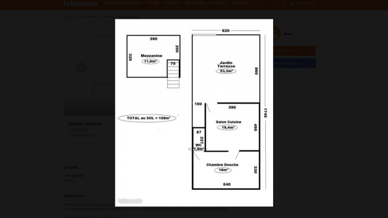 Sale house / villa Épinay-sous-sénart 148000€ - Picture 1