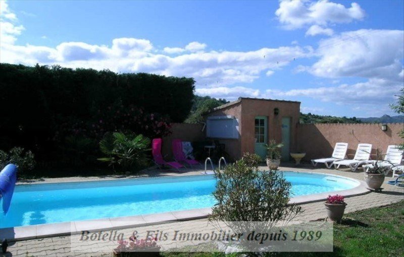 Vente maison / villa Ruoms 468 000€ - Photo 1