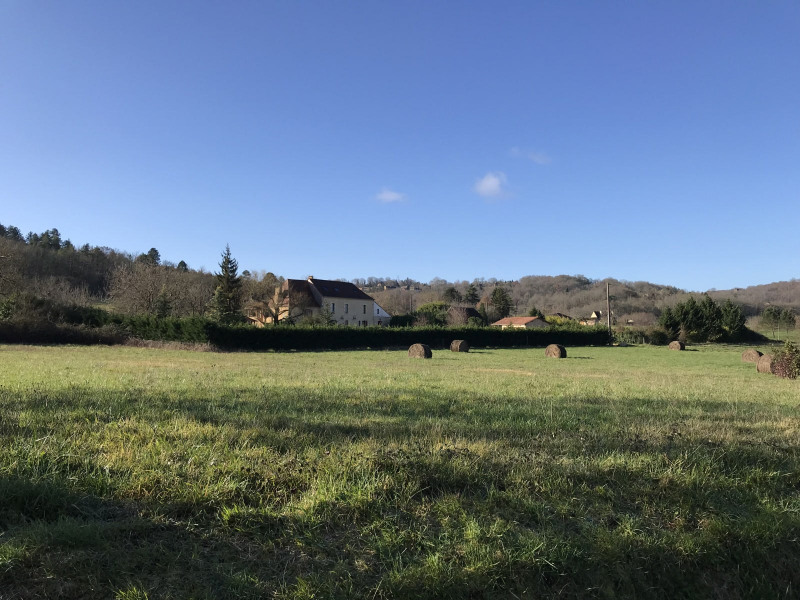 Vente terrain Siorac-en-perigord 55000€ - Photo 1
